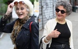 Tendências de moda para senhoras 2012