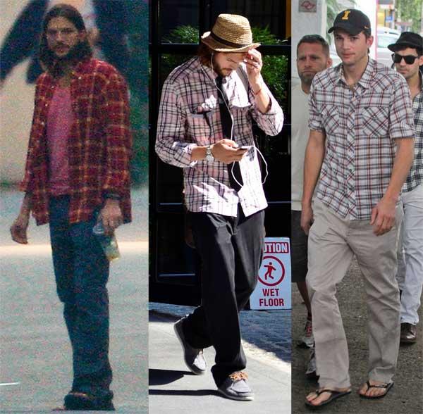 412310 estilo ashton kutcher 5 Estilo: Ashton Kutcher