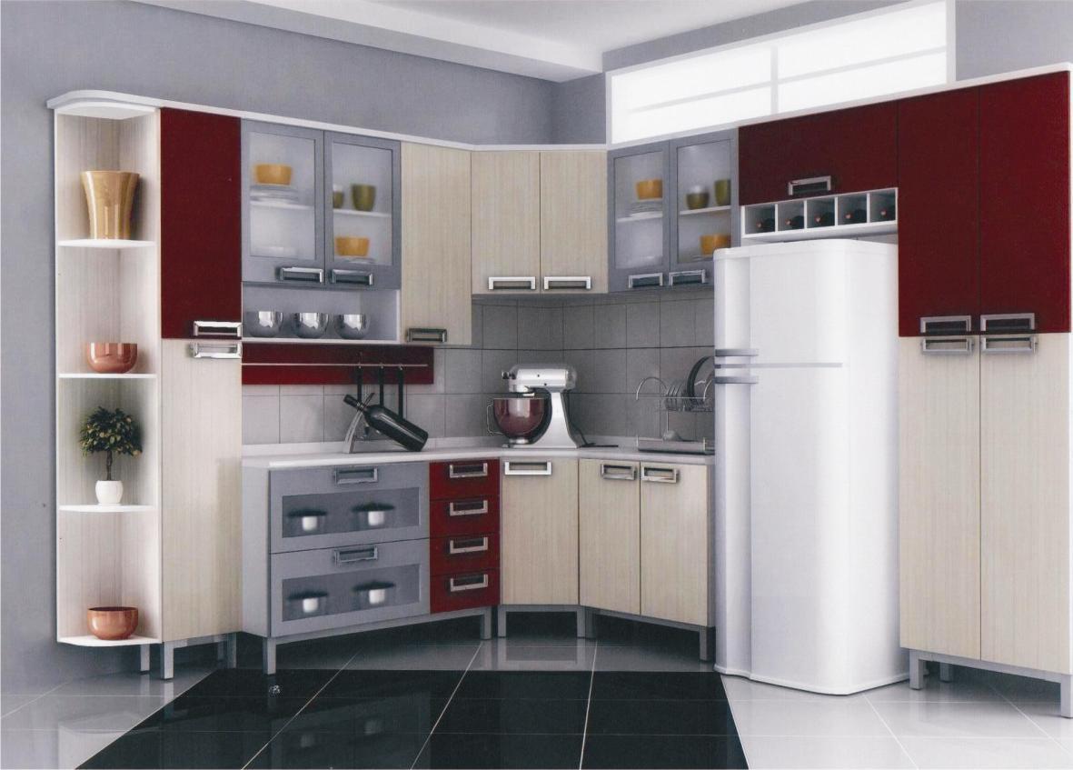 Cozinha Itatiaia Pre Os E Modelos