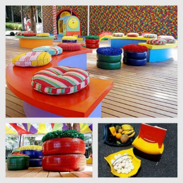 Objetos Decorativos Feitos Com Materiais Reciclados