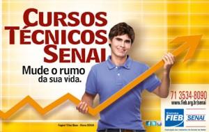 Cursos Técnicos Gratuitos em Salvador