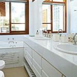 414575 Decoração de banheiros com banheira Fotos 9 150x150 Decoração de banheiros com banheira – Fotos