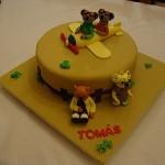 415307 DSC01816 150x150 Bolos de aniversário para meninos: fotos