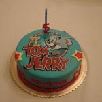 415307 Tom e Jerry Small 150x150 Bolos de aniversário para meninos: fotos