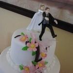 416956 foto enfeites de bolo diferentes 08 150x150 Decoração de bolo de casamento engraçada