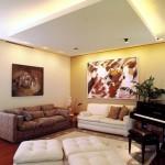 418141 bed12771 150x150 Fotos de iluminação para sala