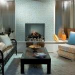 418141 sala azul e laranja 150x150 Fotos de iluminação para sala