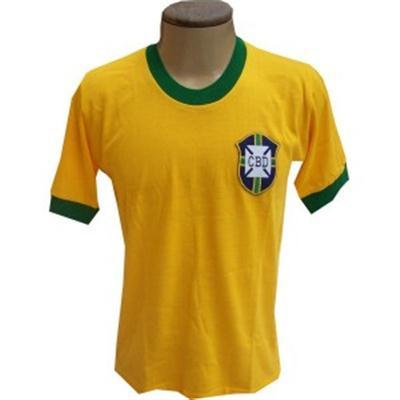 Camisas de Futebol Retrô - Modelos 9938336451268