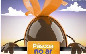 Gol: saldão de passagens aéreas, Páscoa 2012