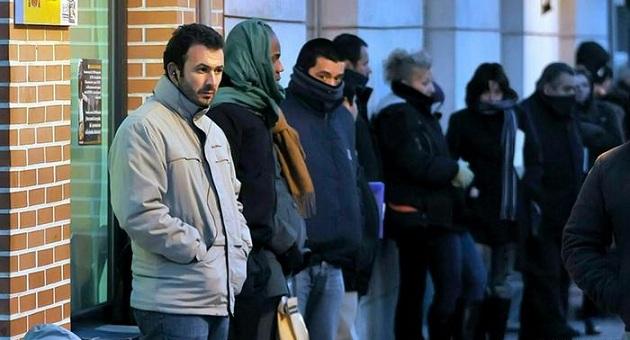 Este é o 10º mês sucessivo em que a zona do euro computa um número de desemprego superior a 10% da população ativa.