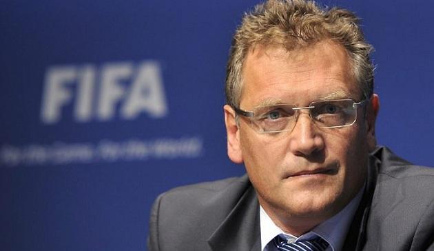 Secretário da Fifa, Jérôme Valcke virá ao Brasil após polêmica com Governo