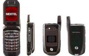 Serviço de rádio Nextel: informações