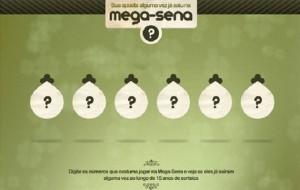 Mega-Sena acumulou e pode pagar R$ 17 milhões no próximo sábado