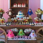 428848 Decoração de festa galinha pintadinha 11 150x150 Decoração de festa: galinha pintadinha