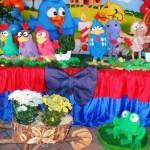428848 Decoração de festa galinha pintadinha 8 150x150 Decoração de festa: galinha pintadinha