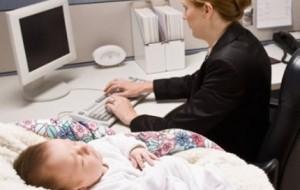 Como cuidar da carreira após o nascimento do bebê
