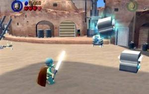 Jogo da Lego para celular