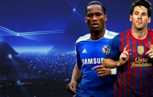 Chelsea enfrenta Barcelona em semi final do campeonato europeu