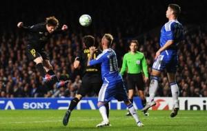 Chelsea vence Barcelona por 1×0 em Londres