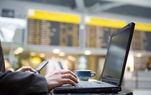 Internet sem fio grátis em aeroportos do brasileiros apresenta problemas