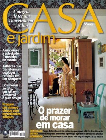 Revista casa e jardim como assinar mundodastribos for Casa jardin revista