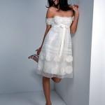 435441 Vestidos de noiva curtos fotos 12 150x150 Vestidos de noiva curtos: fotos