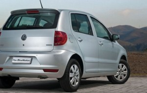 VW lança Fox BlueMotion a partir de R$ 36.730