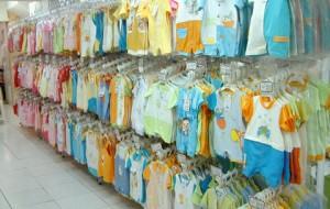 Onde comprar roupas de bebê mais baratas