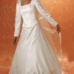 440144 Vestidos de noiva com mangas fotos 11 150x150 Vestidos de noiva com mangas: fotos