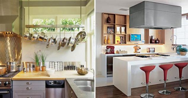 decoracao cozinha rural:Diferentes estilos de decoração de cozinha