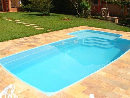 piscina de fibra 7m