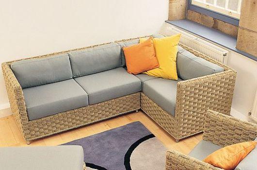 Sala Pequena Com Sofa Em L ~  pequenas, modelos  MundodasTribos – Todas as tribos em um único