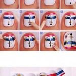 442992 Unhas Navy 5 150x150 Unhas Navy   Fotos, passo a passo