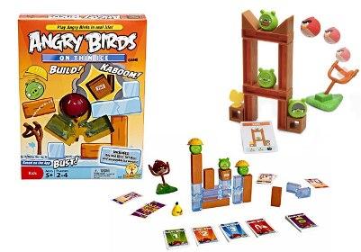 Angry Birds on Thin Ice traz blocos que imitam gelo. (Foto: Divulgação)