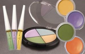 Corretivos coloridos: como usar, dicas