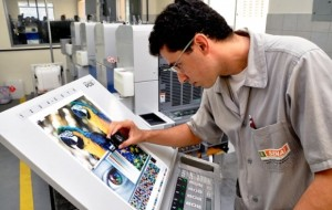 Cursos de Impressor Offset – Processo Seletivo Senai 2015