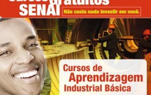 Curso gratuito de Manutenção de Máquinas Agrícolas SENAI Bahia