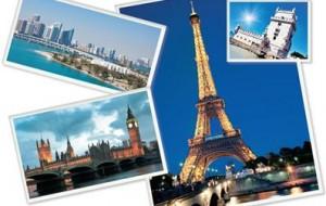 Compra coletiva – viagens internacionais