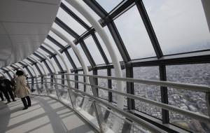 Japão inaugura a maior torre de comunicação do mundo