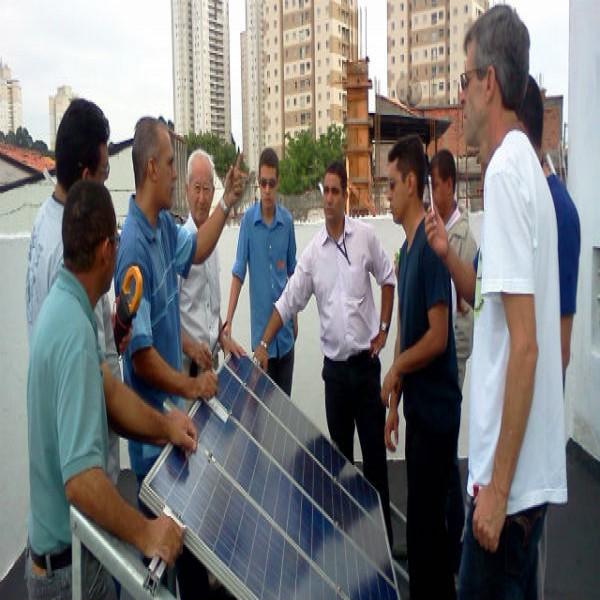 Curso de Energia Solar Grátis