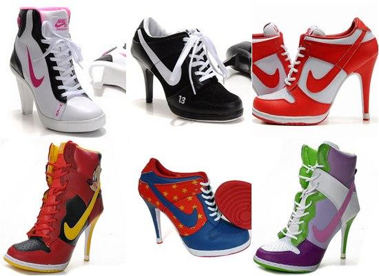 2f31a08ba5e yH5BAEAAAAALAAAAAABAAEAAAIBRAA7. Modelos de tênis Nike com salto ...