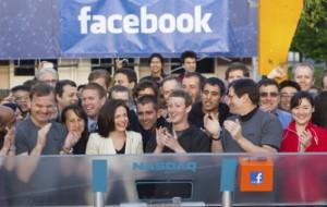 Investidores abrem processo contra Facebook