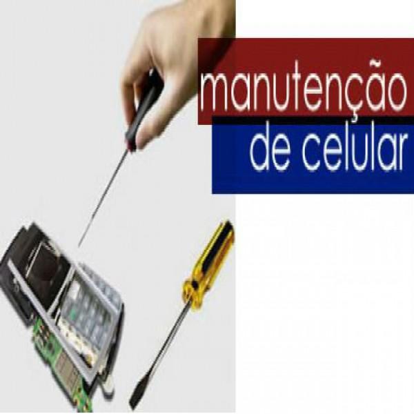 Curso para arrumar celular