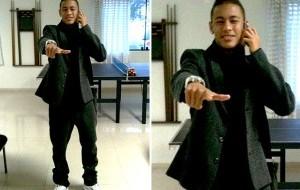 O estilo de Neymar: fotos