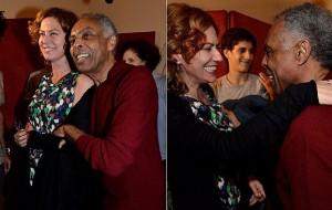 Celebrando 70 anos Gilberto Gil se emociona ao cantar com orquestra