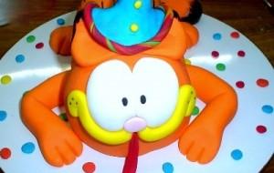 Fotos de bolos infantis decorados