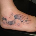 460797 Tatuagem de notas musicais 21 150x150 Tatuagem de notas musicais