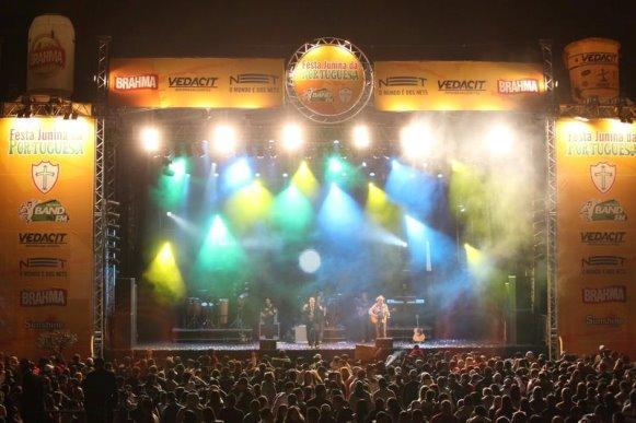 Festa Junina Band FM 2017