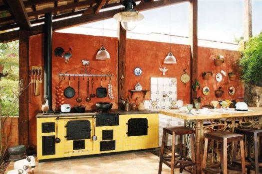 decoracao cozinha rural : decoracao cozinha rural:Photo ©: www.maispaletes.com 597 x 800 jpeg 84kB