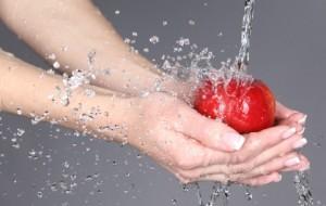 Como higienizar frutas e verduras